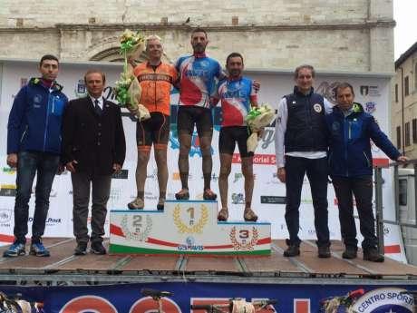 1°CAMPIONATO MOUNTAIN BIKE E BIKE INTEGRATO CSEN 2016