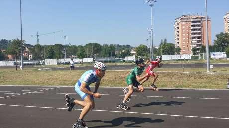 Campionato italiano Pattinaggio rotelle Corsa Terni
