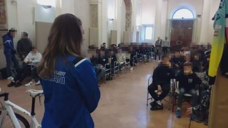 Campioni in Cattedra - Letizia Brufani I.C. Perugia 3 San Paolo
