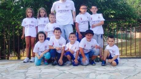 Festa finale Luoghi di Sport - Monteleone di Spoleto, 17, 18 e 19 luglio 2015