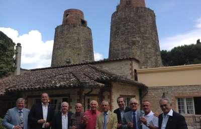 Foto dopo convegno Villa Umbra SRdS