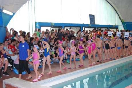 """Giornata Nazionale dello Sport -  piscine """"Le Cupole"""" - ASD AZZURRA I – ENDAS di Campitelli e Borgo Bovio, il 28 e 29 maggio"""
