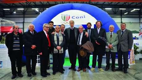 Il Presidente Malagò a Sport Experience Expo