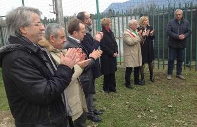 Intitolazione Antistadio Terni a Giorgio Taddei