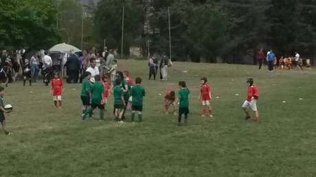 Mini Rugby a Foligno