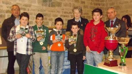 Premiazioni 2012 Federazione Motociclistica Italiana