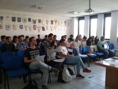 SRdS: Corso Educazione alimentare e Sport- Prof. Erio Rosati
