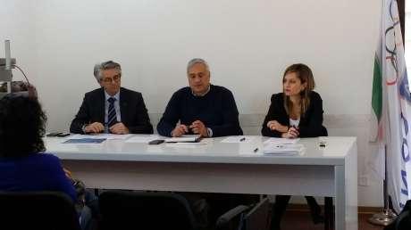 Terni, 27 novembre: Presentazione Progetti Coni Umbria-C.P. Terni